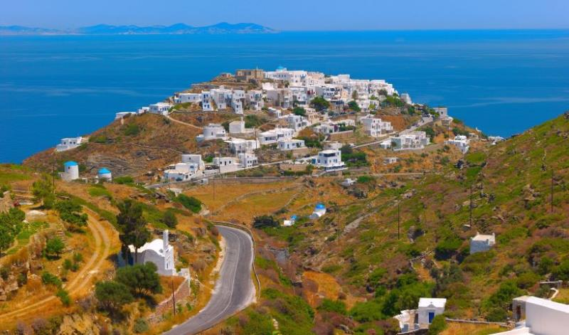Sifnos - A treasure of cultural and historical heritage