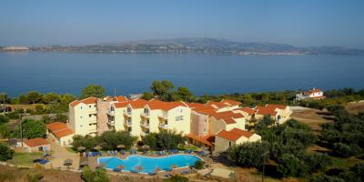 Lassi Cephalonia situated in the best resort of Kefalonia